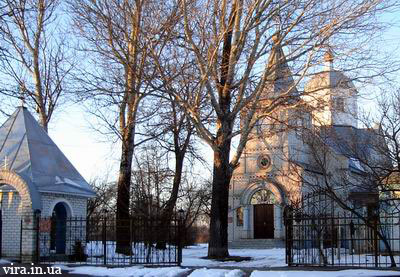 Храм Святого Миколая села Панфили