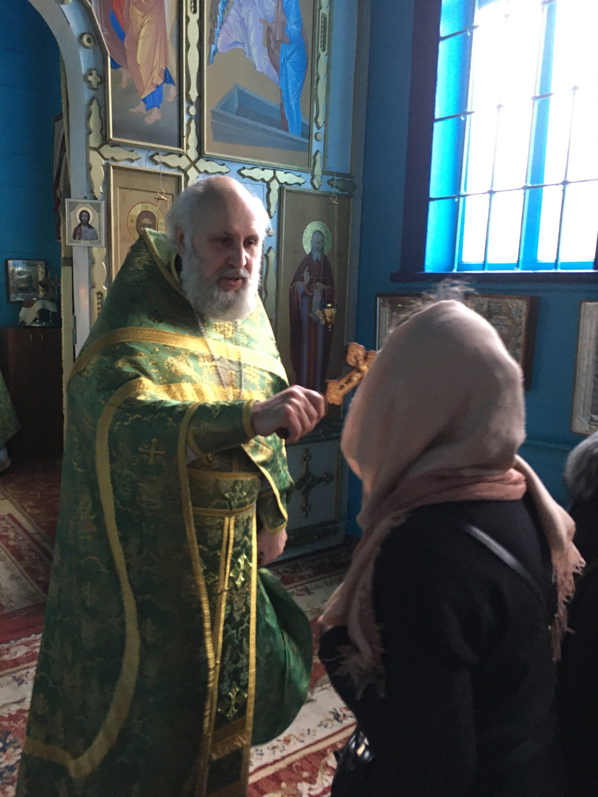 Престольне свято в приділі на честь праведного Іоанна Кронштадтського Свято-Стрітенського храму с. Сулимівка